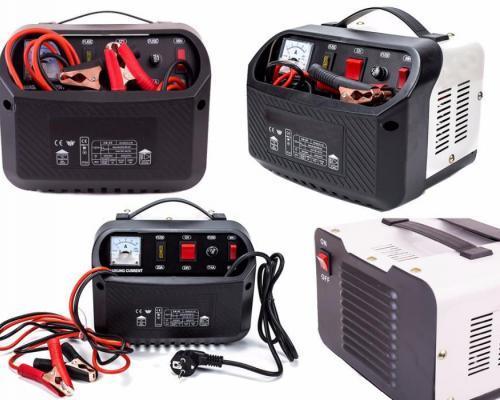 Akumulatoru lādēšanas ierīces